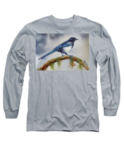 Goldigger Long Sleeve T-Shirt by Patricia Pushaw