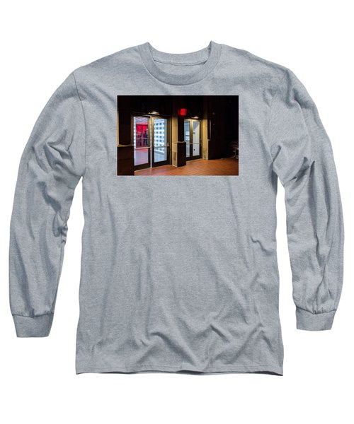 Long Sleeve T-Shirt featuring the photograph Guarding The Door by M G Whittingham