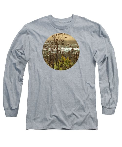 In The Golden Light Long Sleeve T-Shirt by Mary Wolf