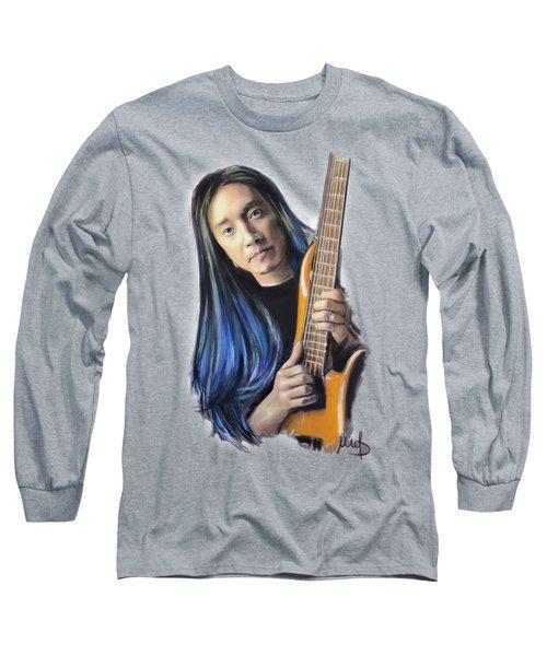 John Myung Long Sleeve T-Shirt by Melanie D