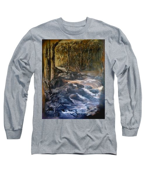 La Rance Long Sleeve T-Shirt by Silk Alchemy