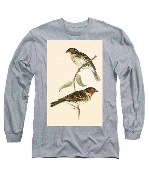 Little Bunting Long Sleeve T-Shirt by English School