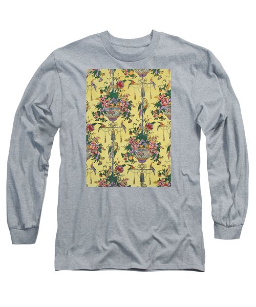 Melbury Hall Long Sleeve T-Shirt by Harry Wearne