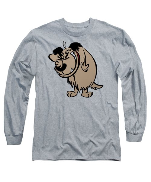 Muttley Long Sleeve T-Shirt by Ian King