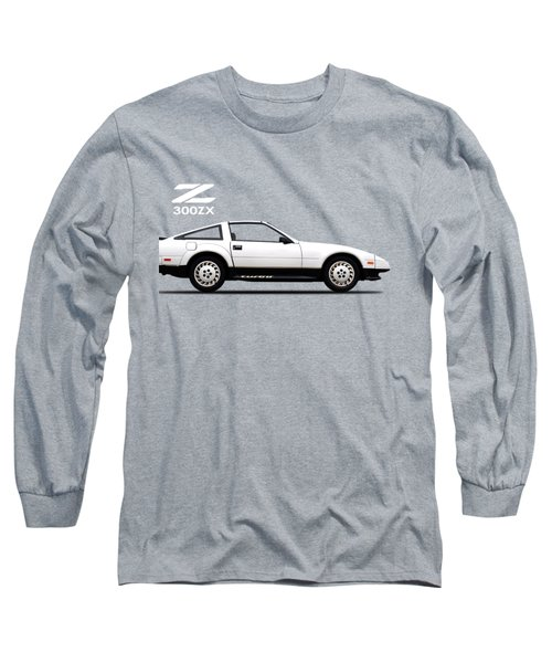 Nissan 300zx 1984 Long Sleeve T-Shirt by Mark Rogan