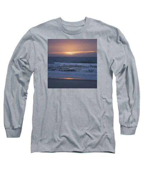 Office View Long Sleeve T-Shirt by Betsy Knapp
