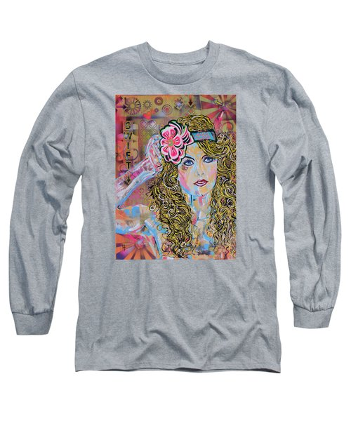 Swift Long Sleeve T-Shirt by Heather Wilkerson