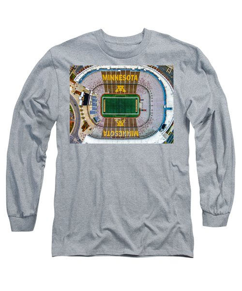 The Bank Long Sleeve T-Shirt by Mark Goodman