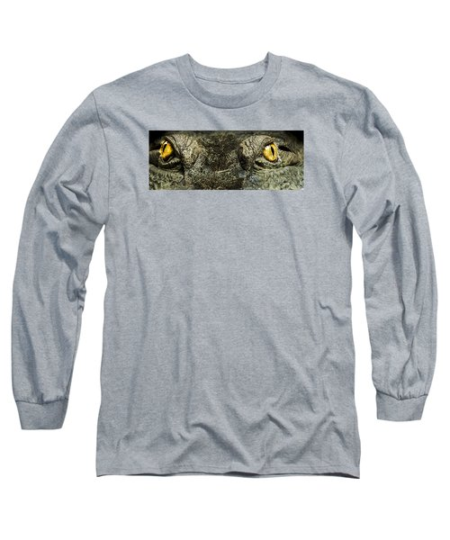The Soul Searcher Long Sleeve T-Shirt by Paul Neville