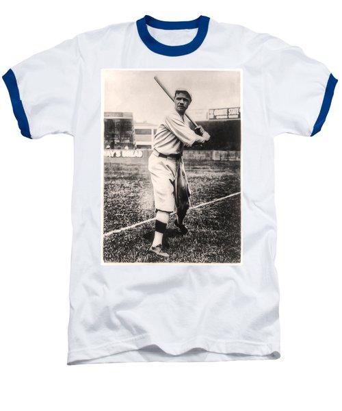 Babe Ruth Baseball T-Shirt by Digital Reproductions