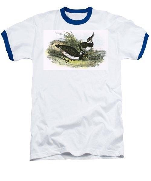 Lapwing Baseball T-Shirt by English School