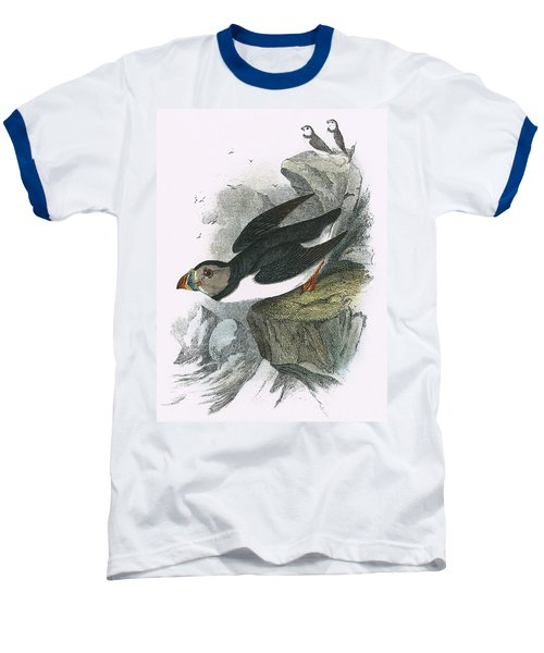 Puffin Baseball T-Shirt by English School