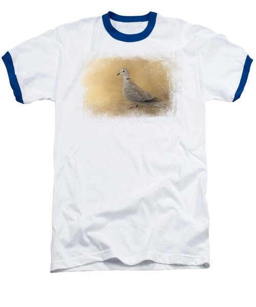 Into The Light Baseball T-Shirt by Jai Johnson
