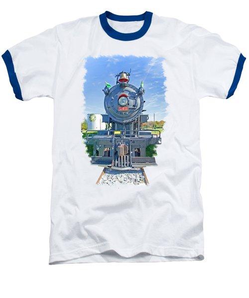 542 Baseball T-Shirt by Larry Bishop