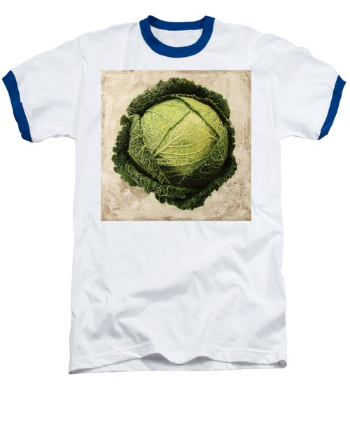 Checcavolo Baseball T-Shirt by Danka Weitzen