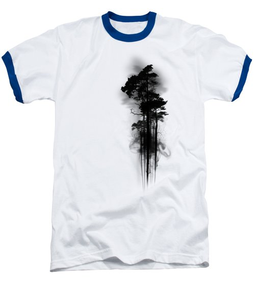 Enchanted Forest Baseball T-Shirt by Nicklas Gustafsson