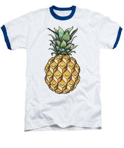 Fruitful Baseball T-Shirt by Kelly Jade King