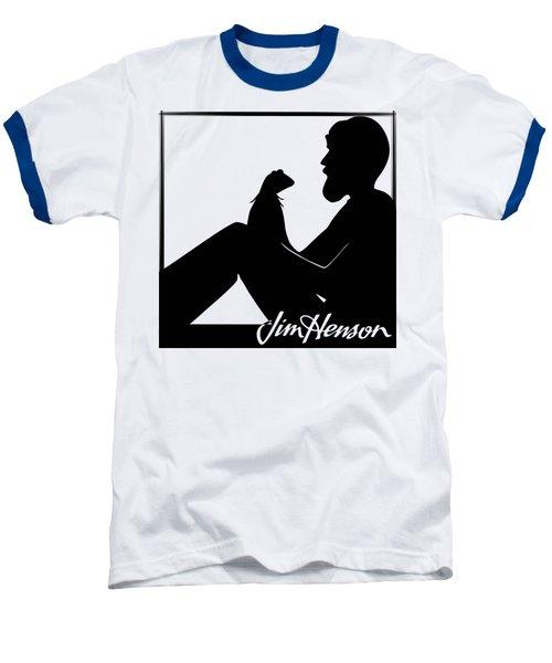 Henson's Moment Baseball T-Shirt by Jennifer Westlake