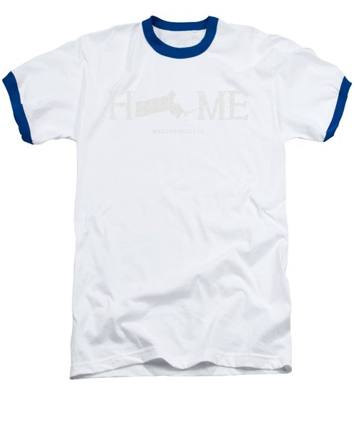 Ma Home Baseball T-Shirt by Nancy Ingersoll