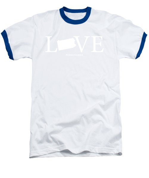 Pa Love Baseball T-Shirt by Nancy Ingersoll