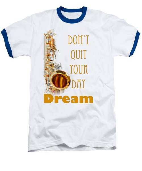Saxophone Fine Art Photographs Art Prints 5019.02 Baseball T-Shirt by M K  Miller