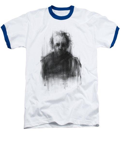 Simple Man II Baseball T-Shirt by Bruno M Carlos