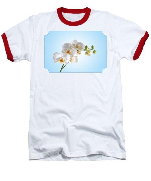 Elegance Baseball T-Shirt by Gill Billington