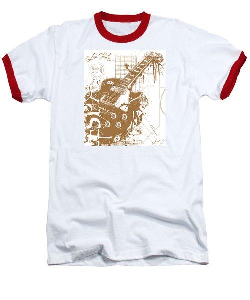 The Granddaddy V2 Baseball T-Shirt by Gary Bodnar
