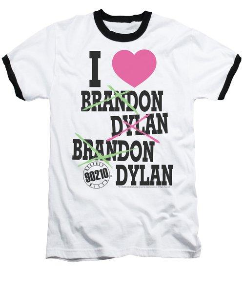 90210 - I Heart 90210 Baseball T-Shirt by Brand A