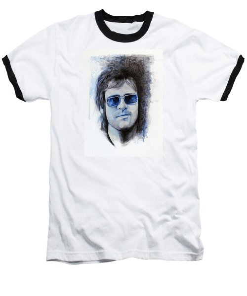 Madman Across The Water Baseball T-Shirt by William Walts