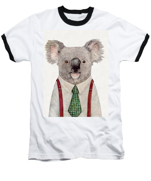 Koala Baseball T-Shirt by Animal Crew
