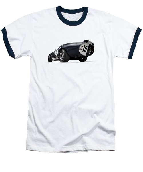 Shelby Daytona Baseball T-Shirt by Douglas Pittman