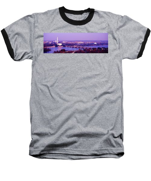 Washington Dc Baseball T-Shirt by Panoramic Images