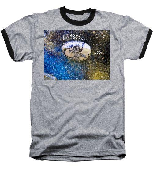 Barack Obama Star Baseball T-Shirt by Augusta Stylianou