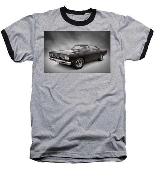 '69 Roadrunner Baseball T-Shirt by Douglas Pittman