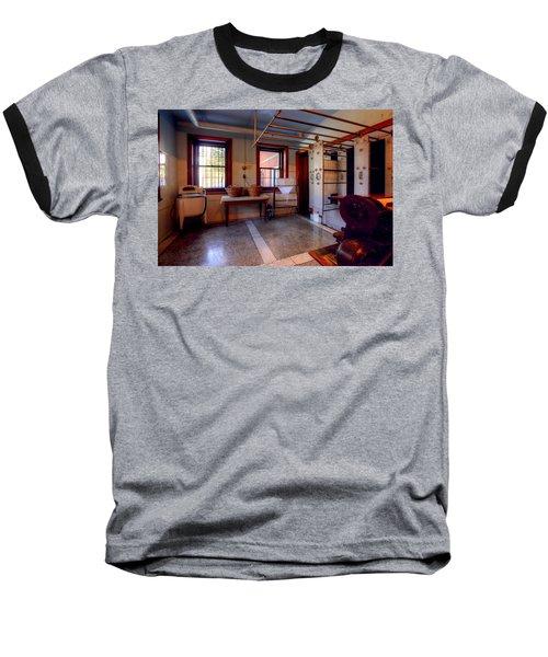 Glensheen Mansion Duluth Baseball T-Shirt by Amanda Stadther