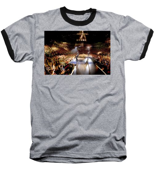 Aerosmith - Minneapolis 2012 Baseball T-Shirt by Epic Rights