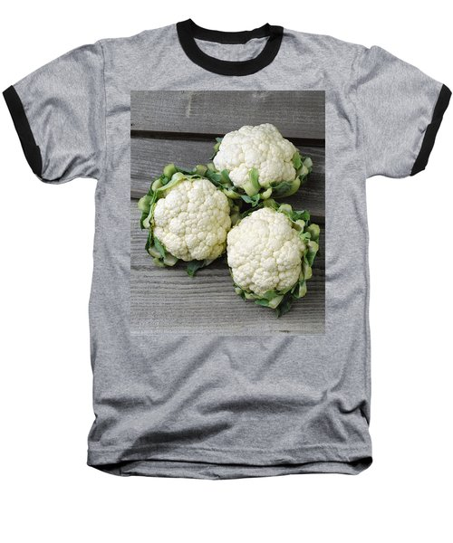 Agriculture - Fresh Heads Baseball T-Shirt by Ed Young