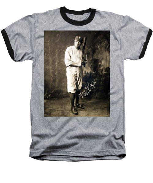 Babe Ruth 1920 Baseball T-Shirt by Mountain Dreams