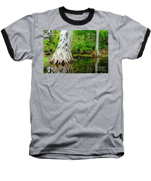 Backcountry Baseball T-Shirt by Carey Chen