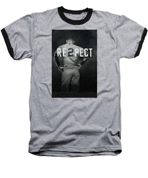 Baseball Baseball T-Shirt by Jewels Blake Hamrick