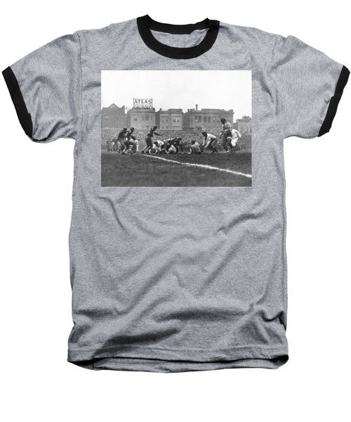 Bears Are 1933 Nfl Champions Baseball T-Shirt by Underwood Archives