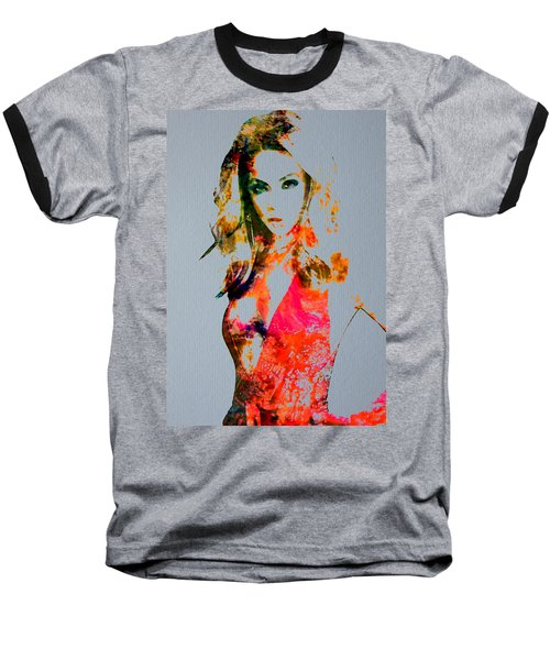 Beyonce Irreplaceable Baseball T-Shirt by Brian Reaves