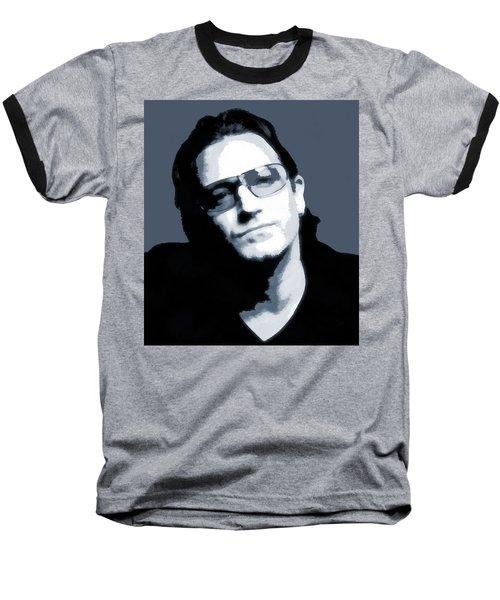 Bono Baseball T-Shirt by Dan Sproul