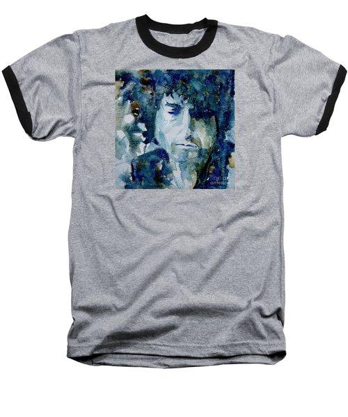 Dylan Baseball T-Shirt by Paul Lovering