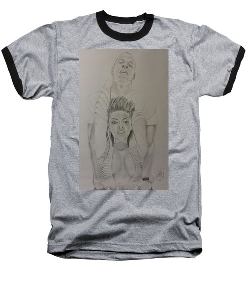 Jaybey Baseball T-Shirt by DMo Herr