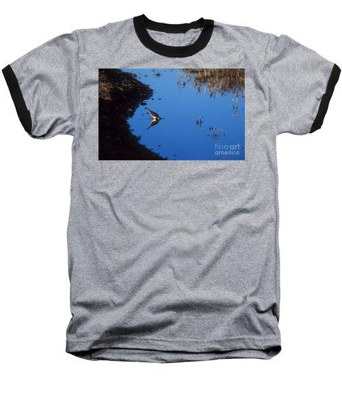 Killdeer Baseball T-Shirt by Steven Ralser