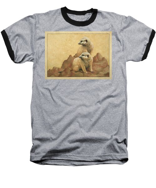 Lookouts Baseball T-Shirt by James W Johnson