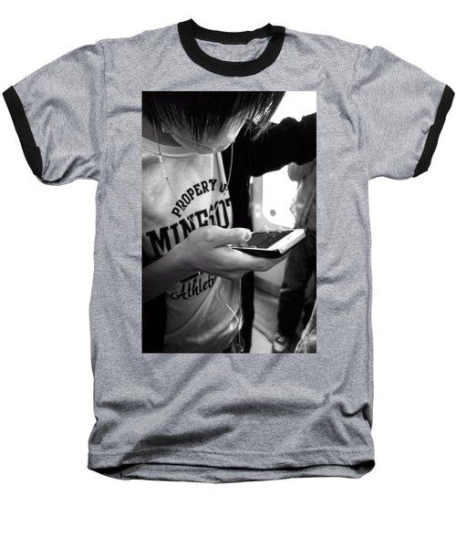 Minesota Kyoto Baseball T-Shirt by Daniel Hagerman