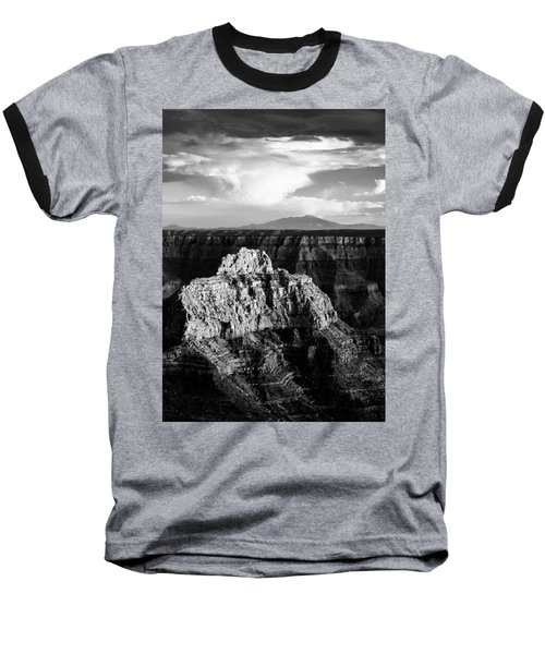 North Rim Baseball T-Shirt by Dave Bowman